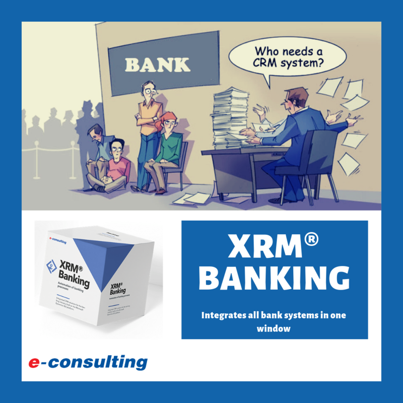 XRM® BANKING – CRM solution for the banking industry