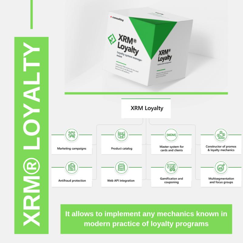 XRM® LOYALTY